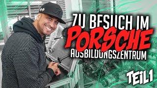 JP Performance - Zu Besuch im Porsche Ausbildungszentrum | Teil 1