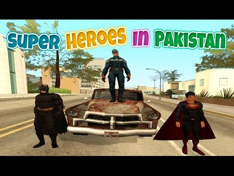 Superheroes In Pakistan | MURGI ACCIDENT | Part 15