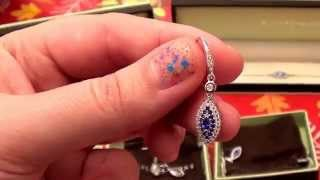 Ross Simons Jewelry Haul/Review, Evil Eye Collection