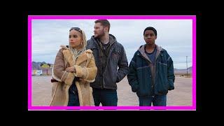 Breaking News   Alien guns are blazing in first trailer for sci-fi crime thriller Kin starring Zoe