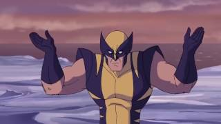 Wolverine all transformation in animation