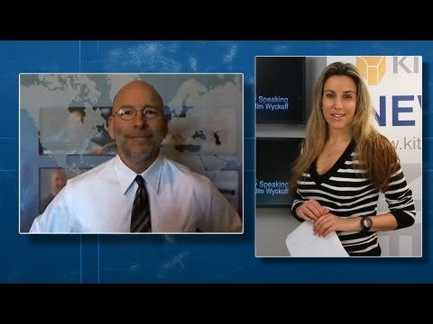 Gold Prices Down as Stocks, Equities Hit All-Time Highs-- Why? - Technically Speaking w/ Jim Wyckoff