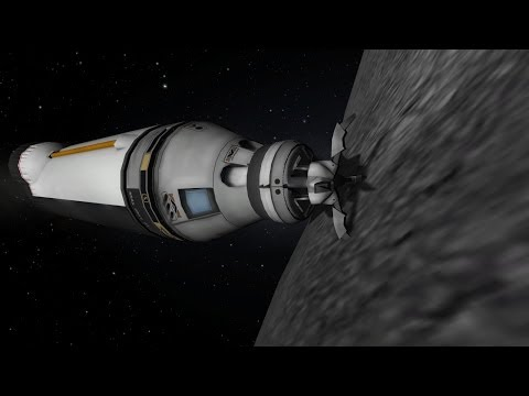 KSP : New Update!!! 0.23.5 Asteroid Redirect Mission