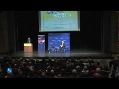Columnist Rami Khouri -- Global Agenda 2013