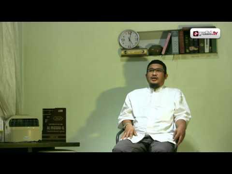 Ceramah Singkat Agama Islam: Orang Yang Terbelenggu Hatinya - Ustadz Abdullah Taslim, M.A.