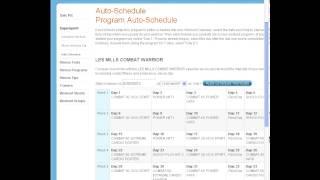 Add AutoSchedule to your Beachbody SuperGym