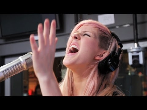 Ellie Goulding - Lights (acoustic On Ryan Seacrest) | Performance | On Air With Ryan Seacrest video