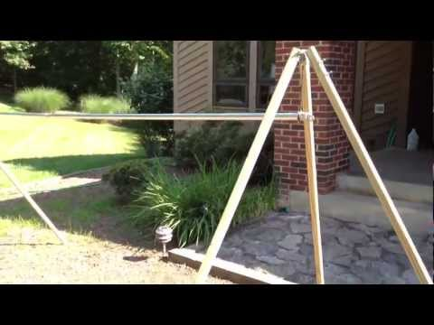Hammock Stand Plans Portable