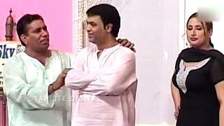 Best Of Nasir Chinyoti and Asif Iqbal New Pakistani Stage Drama Full Comedy Clip | Pk Mast