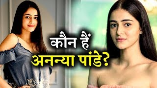 Meet The Gorgeous Student Of The Year 2 Ananya Pandey