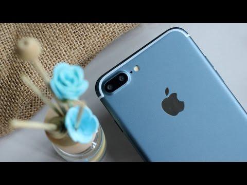 iPhone 7  . Презентация .обзор. распаковка. Русская озвучка