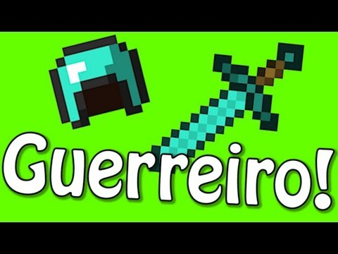 Super Guerreiro! - Minecraft Mod (HACK SLASH MINE)