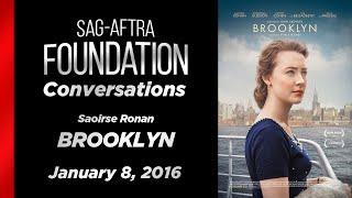 Conversations with Saoirse Ronan of BROOKLYN (in LA)