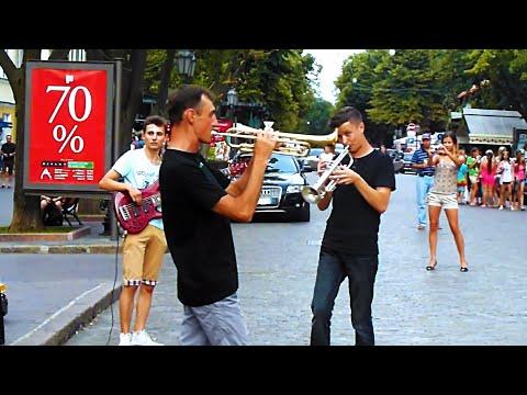 Танцуют все! Хава Нагила, Ах, Одесса, 7-40 / Hava Nagila, Odessa Songs live