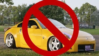 Why You Shouldn't Buy A 350z