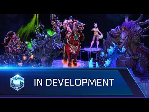 In Development – Auriel, Gul'dan, And More!