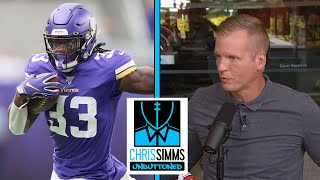 Film Deep Dive: Falcons vs. Vikings, NFL Week 1 | Chris Simms Unbuttoned | NBC Sports