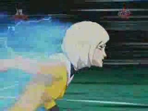 Galactik Football Tia (first Time Using The Breath) video