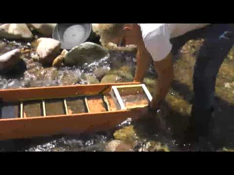 Progressive Sluice Box FREE Plans