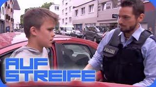 Liam (12) ist in einem Unfall verwickelt - War er wirklich der Fahrer? | Auf Streife | SAT.1 TV