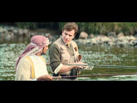 Salmon Fishing in the Yemen Trailer #3