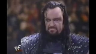Undertaker 1998 Era