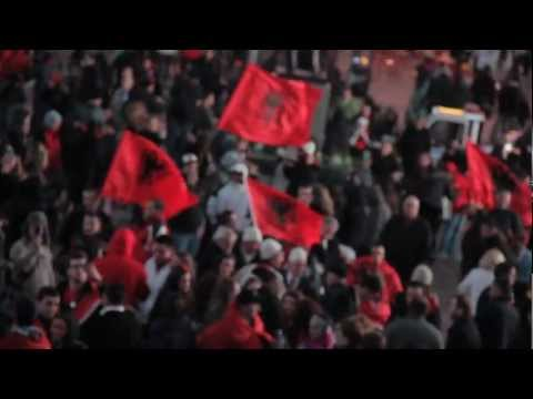 Albania - 100 Years Of Independence (Times Square Parade)