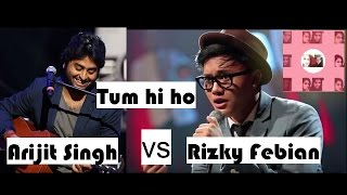 Rizky Febian - Tum Hi Ho Cover Reaction