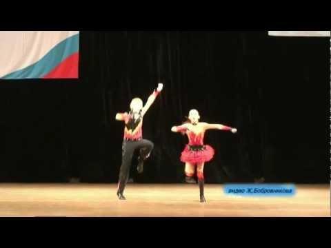 Arina Lifanova & Artem Lawrow - St. Petersburg Cup 2011