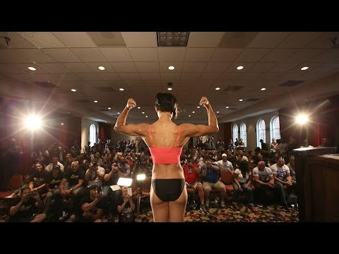 INVICTA FC 8: Atomweight Champ Waterson and Challenger Tamada Weigh-in