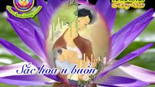 Karaoke Lien Khuc Ly - Vu Lan Nho Me - HD2.avi