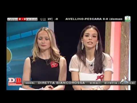 Paola Di Benedetto Cristel Conte Diretta Biancorossa Doovi