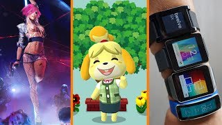 New Cyberpunk 2077 Details + Time for Animal Crossing! + War on Smartwatches - The Know