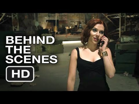 The Avengers (2012) - Black Widow Featurette - Marvel Movie HD