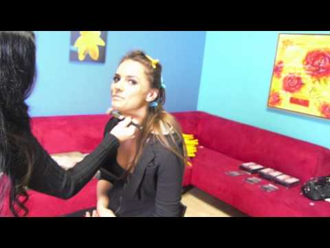 Slivan #72 - Tori Black Gets Freaked Out By A Clown video