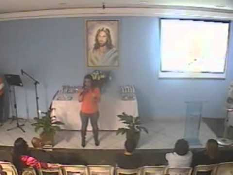 Palestra- Grupo Espírita Esperança - ADRIANA BRANCO - 16 de Outubro de 2013