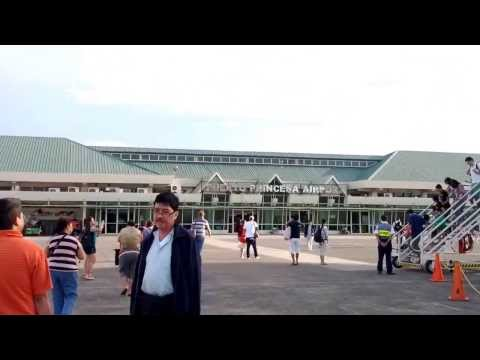 Philippines Trip - Arriving at Puerto Princesa Airport in Palawan