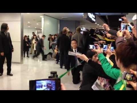 Lady GaGa @ Narita Airport /Dec 2011