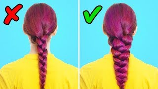 25 SIMPLE HAIRSTYLES TO MAKE YOUR HAIR LOOK GORGEOUS