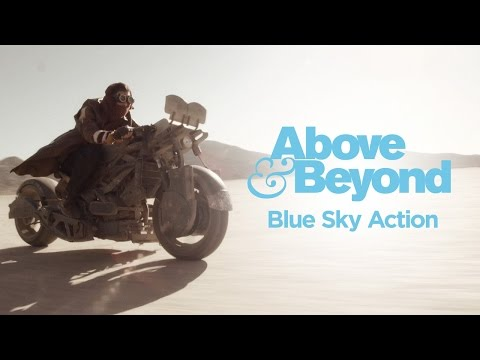 Above & Beyond Feat. Alex Vargas - Blue Sky Action (Official Music Video) Music Videos