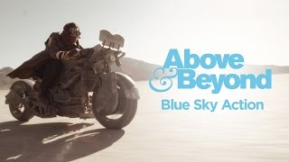 Above & Beyond feat. Alex Vargas - Blue Sky Action