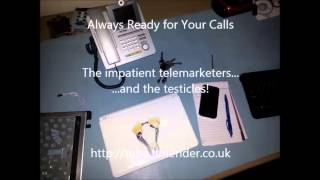The impatient telemarketers 01923864054