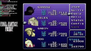 Lobos Plays Final Fantasy VI (Pt. 9)