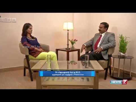 Healthy food plan for babies 2/2 | Doctor Naanga Eppadi Irukanum | News7 Tamil