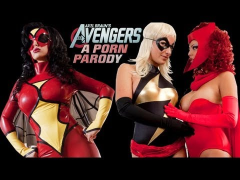 The Avengers Xxx: Parodia Pornografica Dei Vendicatori! [video Parlanti #1] video