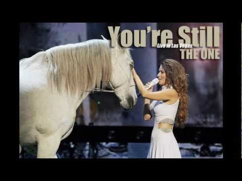 Shania Twain - You're Still The One (live In Las Vegas) video
