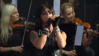 Joe Lynn Turner- I surrender(Rainbow) @ Wacken 2015 Rock Meets Classic