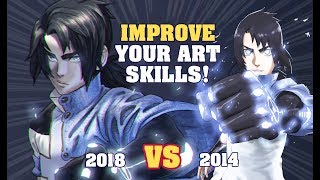How to IMPROVE YOUR ART - 10 Detailed Tips that Helped Me