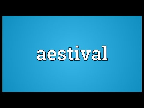 Header of aestival