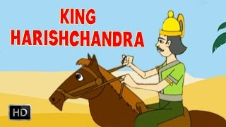 King Harishchandra - Evertruthful King - Animated Full Movie